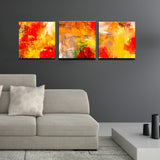 Ready2HangArt 'Abstract' Canvas Wall Art (Set of 3)