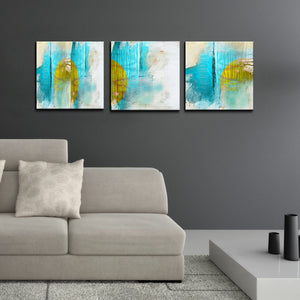 Ready2HangArt 'Abstract' Gallery-wrapped Canvas 3-piece Set