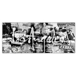 Ready2HangArt 'Vintage Los Angeles' Canvas Wall Art