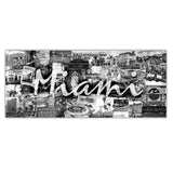 Ready2HangArt 'Vintage Miami' Canvas Wall Art