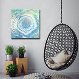 Ready2HangArt™ 'Enigma' Gallery Wrapped Canvas Art