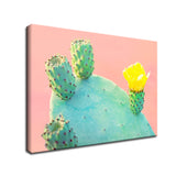 Ready2HangArt 'Spike Yellow' Wrapped Canvas Wall Art