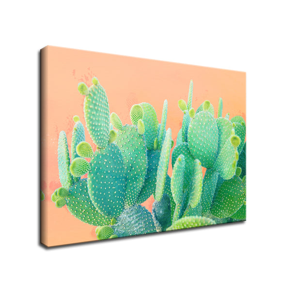 Ready2HangArt 'Cacti Dream' Wrapped Canvas Wall Art