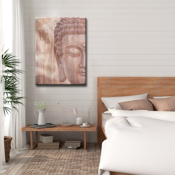 Ready2HangArt 'Buddha' Inspirational Canvas Art by Olivia Rose
