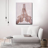 Ready2HangArt 'Namaste' Inspirational Canvas Art by Olivia Rose