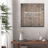 Ready2HangArt 'Define Twitterpated' Inspirational Canvas Art by Olivia Rose
