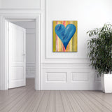 "Ready2HangArt Zane Heartwork ""Amsterdam"" Canvas Art"