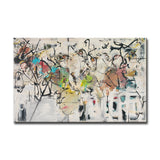 Ready2HangArt Zane 'Abstact IX' Canvas Wall Art