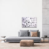 Ready2HangArt Zane 'Black and White' Abstract Canvas Wall Art