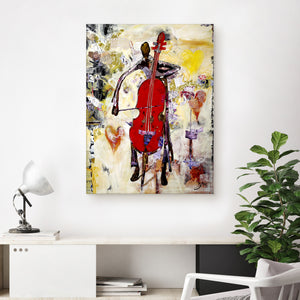 Ready2HangArt Zane 'In the Groove' Canvas Wall Art