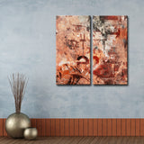 Ready2HangArt 'Abstract ABS XB' Canvas Wall Art