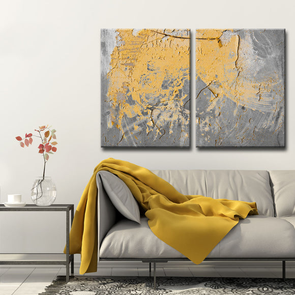 Ready2HangArt 'Abstract ABS XVI' Canvas Wall Art