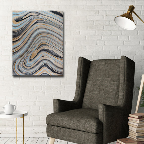 Ready2HangArt 'Abstract ABS XVII' Canvas Wall Art