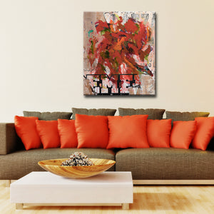 Ready2HangArt 'Abstract ABS IV' Canvas Wall Art