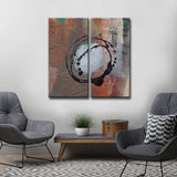 Ready2HangArt 'Abstract ABS VIII' Canvas Wall Art
