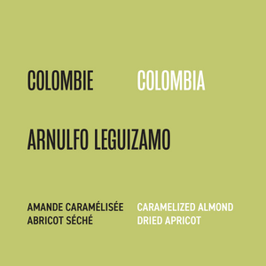 Load image into Gallery viewer, Colombia - Arnulfo Leguizamo
