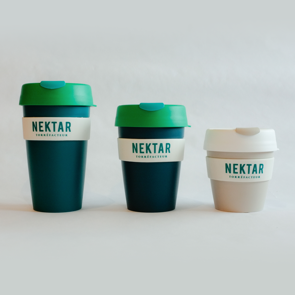 Tasse réutilisable KeepCup