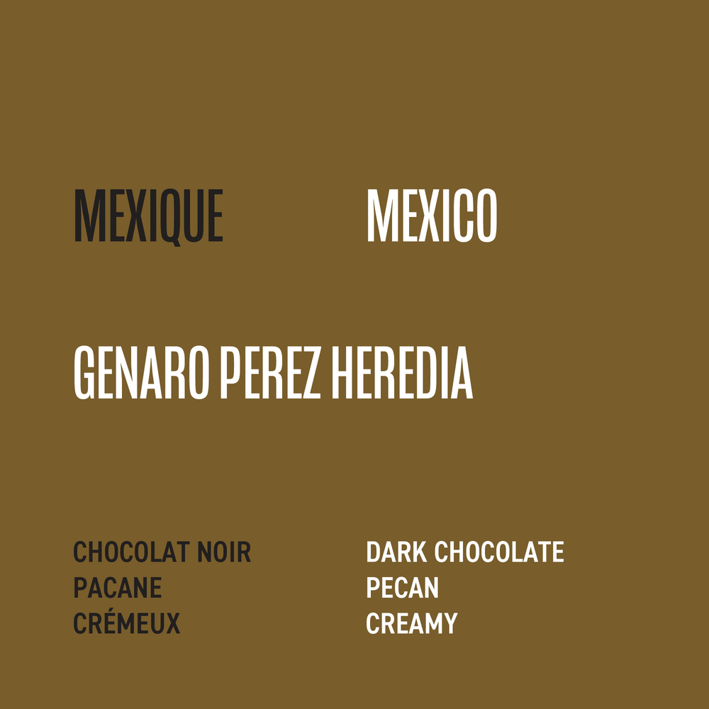 Mexique - Genaro Perez Heredia