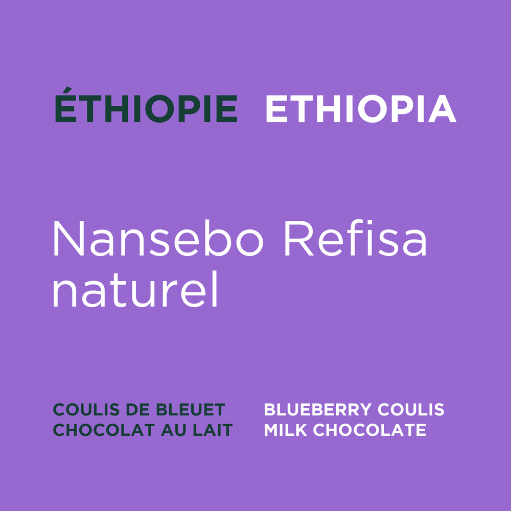 Load image into Gallery viewer, Ethiopia - Nansebo Refisa natural
