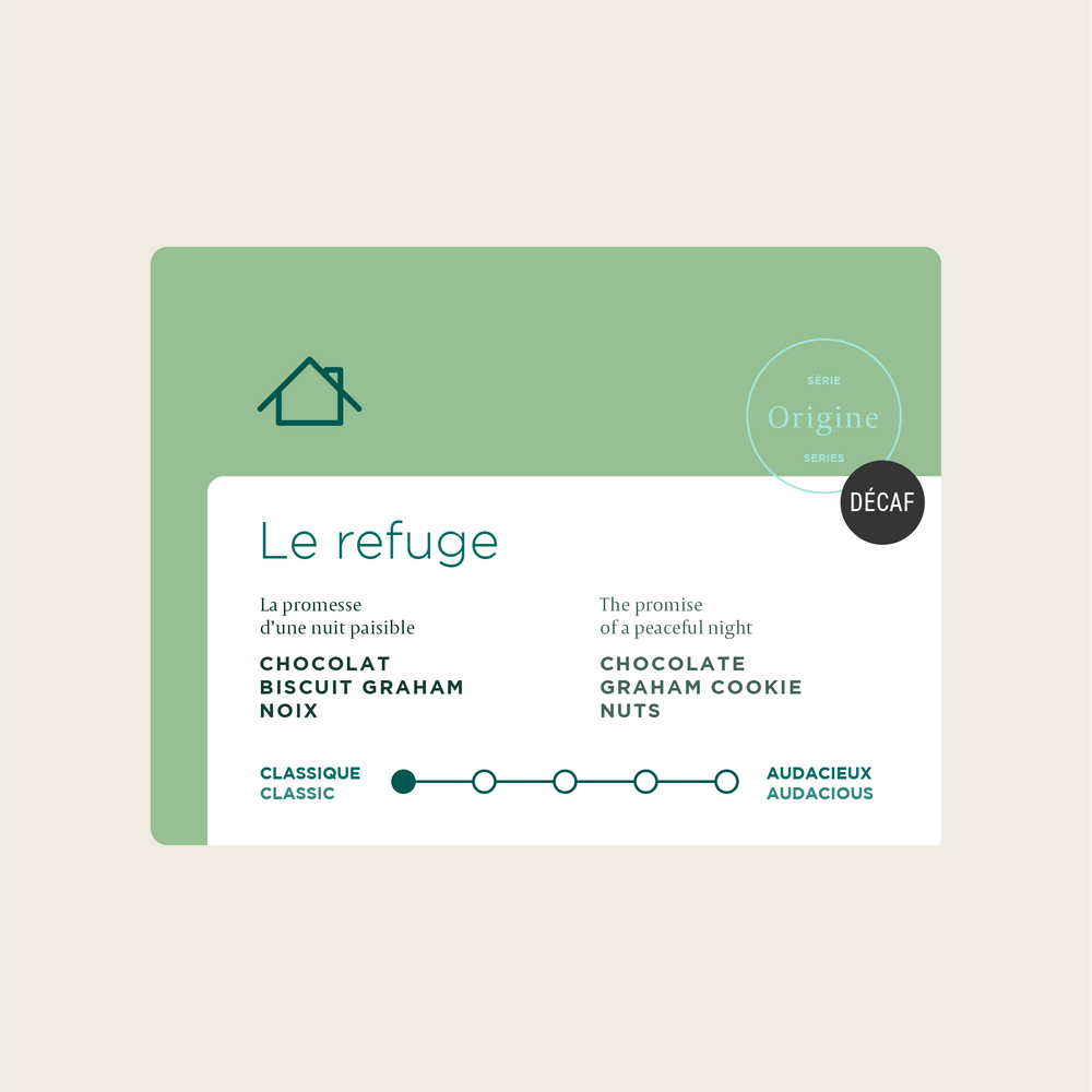 Le Refuge - Decaffeinated