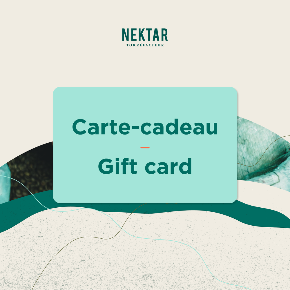 Carte-cadeau virtuelle