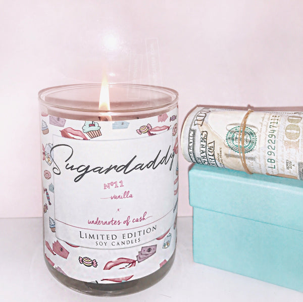 HAUTE WAX SOY CANDLE
