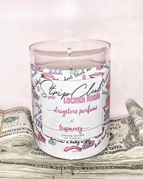 STRIP CLUB Locker Room CANDLE