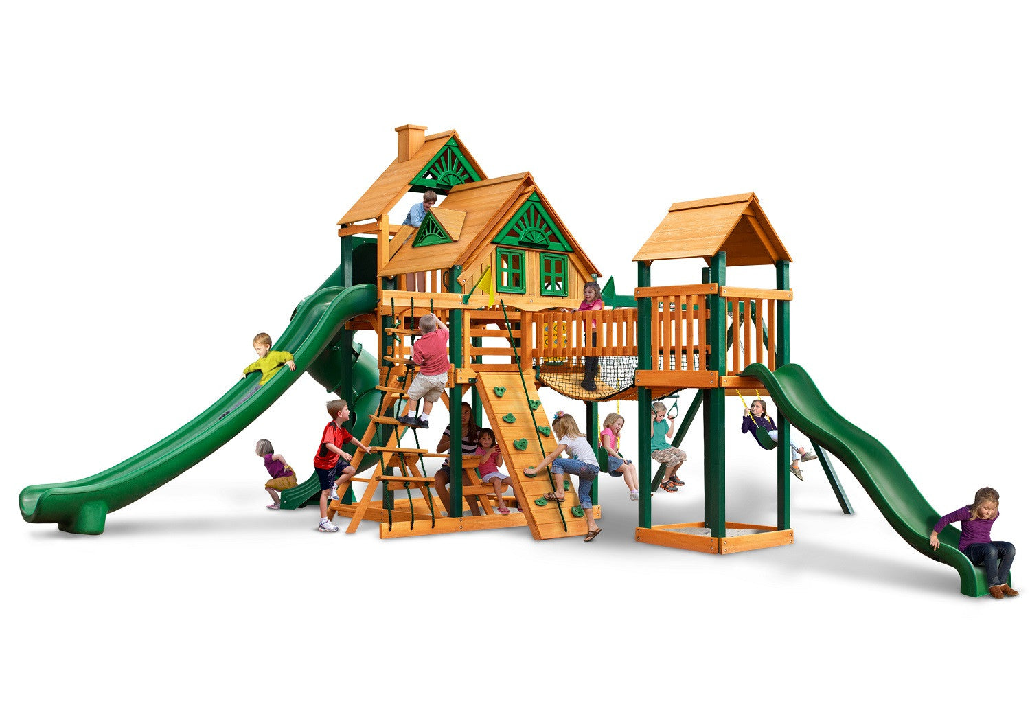 Use This Short Checklist if You Are Buying a Swingset Online