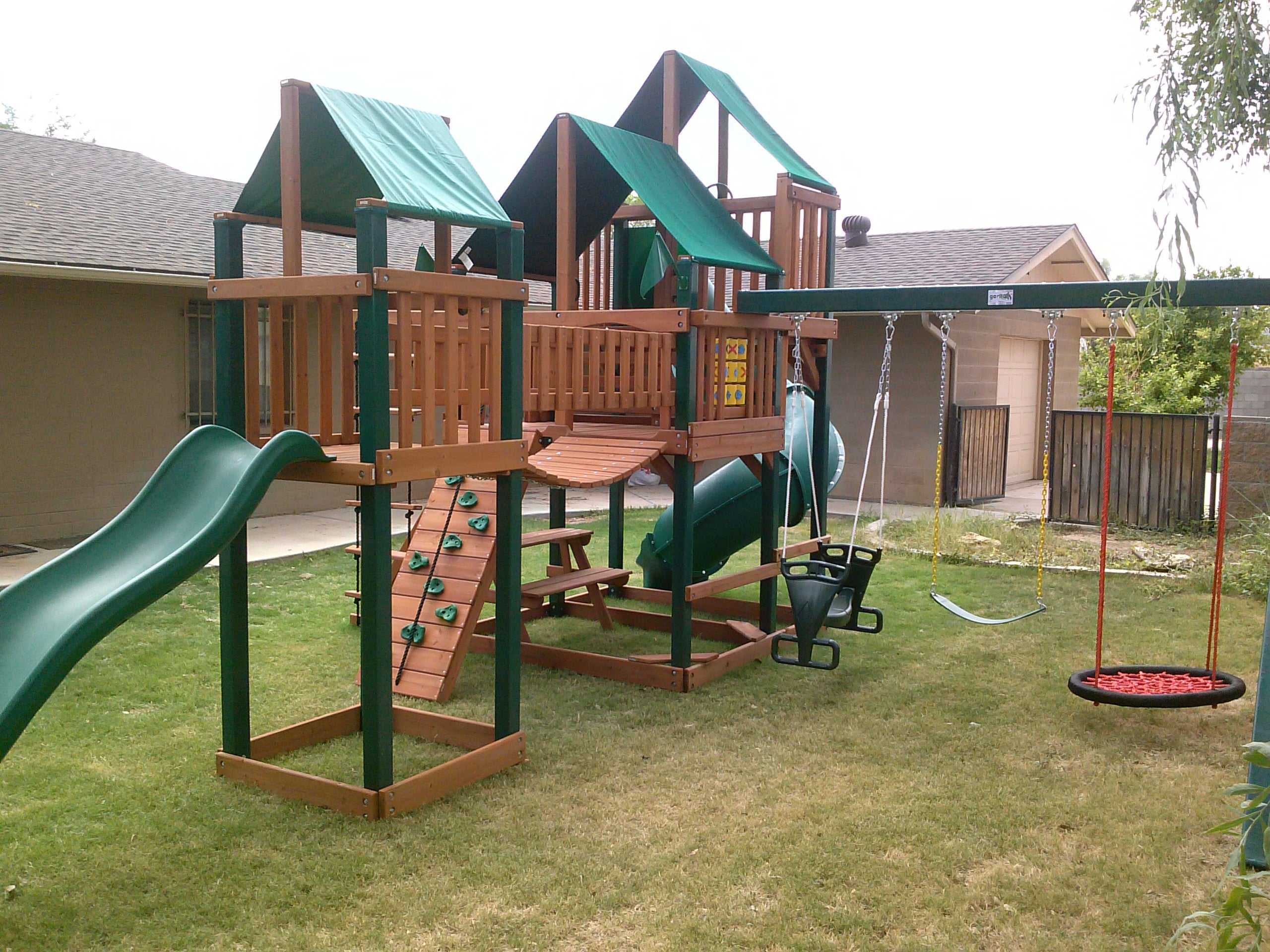 Swingset Installation NJ