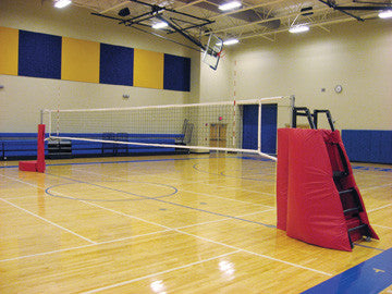 First-Team-Horizon-ST-Portable-Volleyball-System