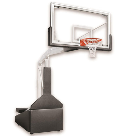 First-Team-Hurricane-Triumph-FL-Indoor-Portable-Basketball-Hoop-72-inch-Tempered-Glass