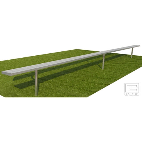 Admirable Gared Sports Permanent Bench Without Back Caraccident5 Cool Chair Designs And Ideas Caraccident5Info