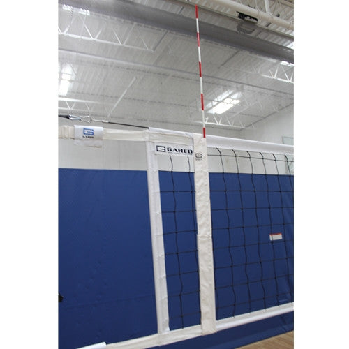 Gared-Sports-Volleyball-Net-Antenna-and-Sideline-Marker-Combo