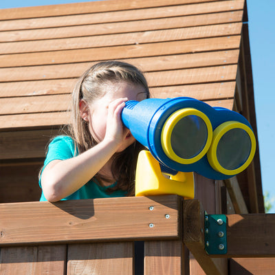 Gorilla-Playsets-Binoculars-Blue-Installed