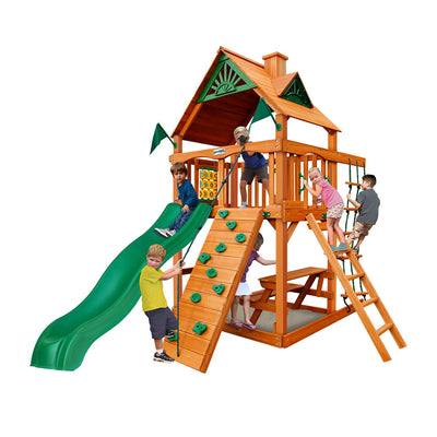 Gorilla-Playsets-Chateau-Tower-Wooden-Swingset-White-Back