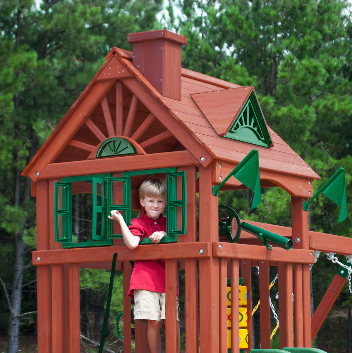 Gorilla-Playsets-Double-Down-Swing-Set-Roof