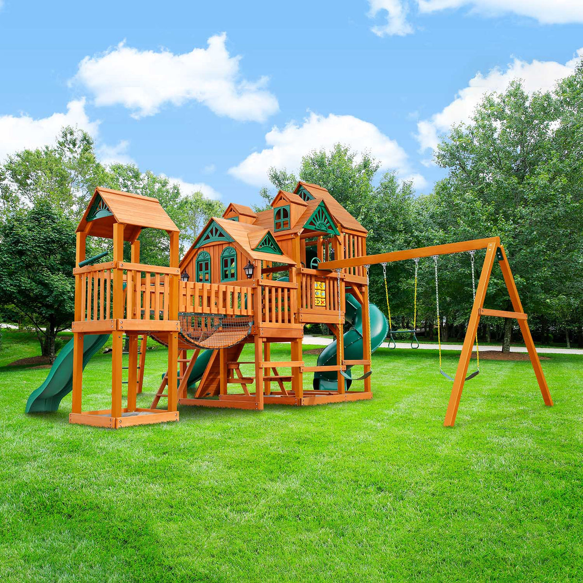 Gorilla-Playsets-Empire-Extreme-Wooden-Swingset-Back