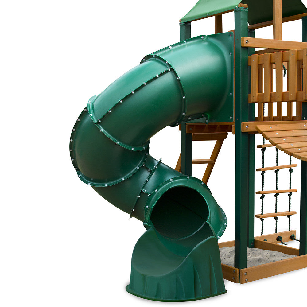 Gorilla-Playsets-Extreme-Tube-Slide-from-NJ-Swingsets