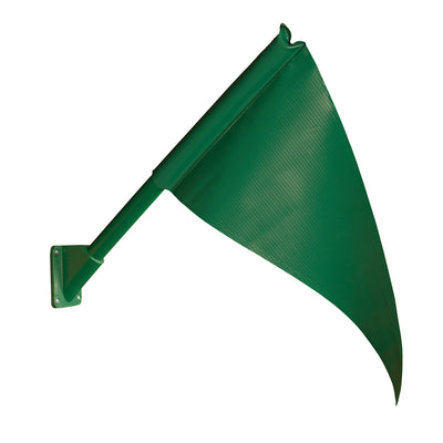 Gorilla-Playsets-Flag-Kit-Green-White-Back
