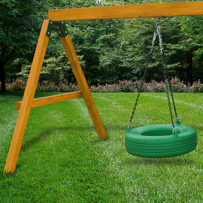 Gorilla-Playsets-Frontier-Wooden-Swingset-Tire-Swing