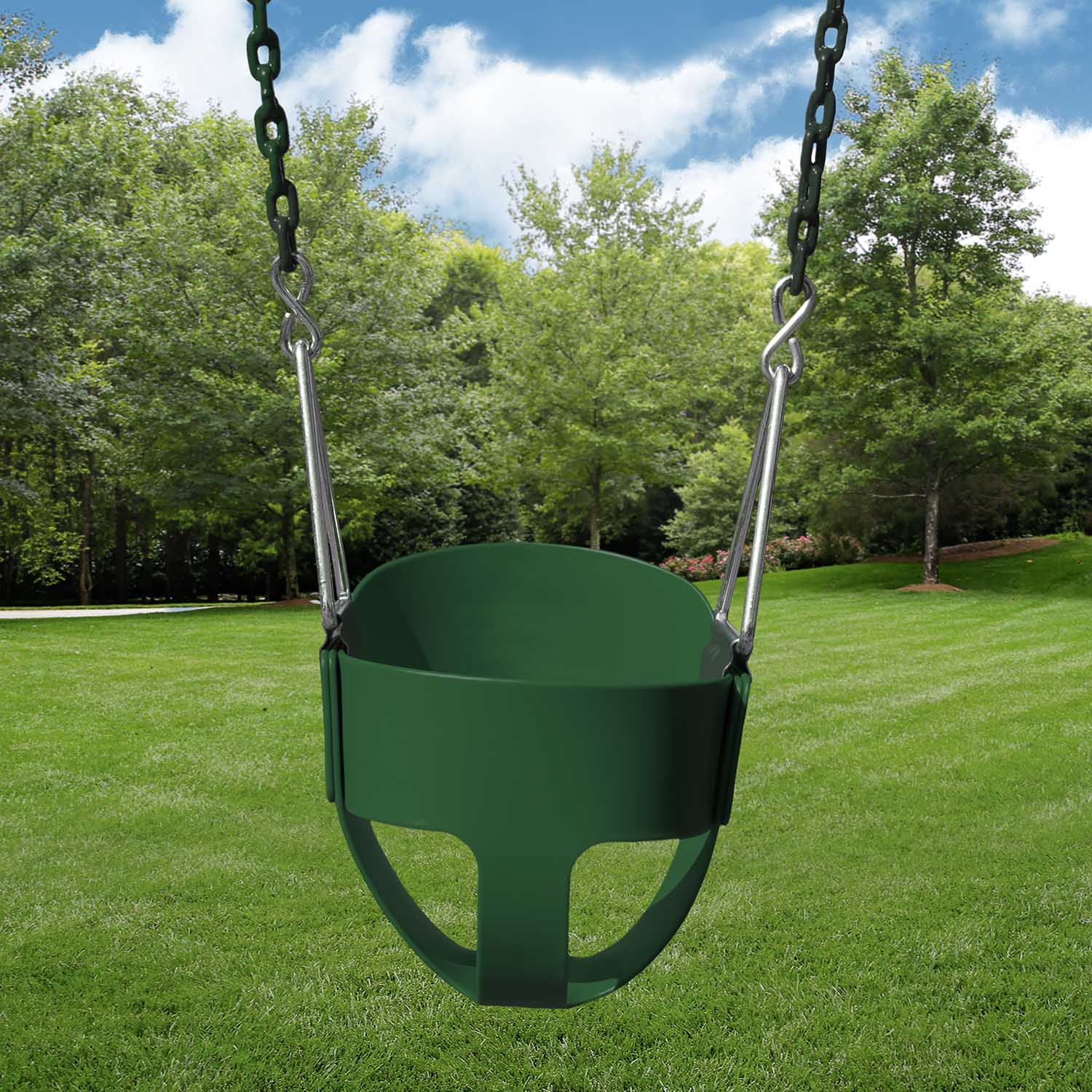 Gorilla-Playsets-Full-Bucket-Swing-Green