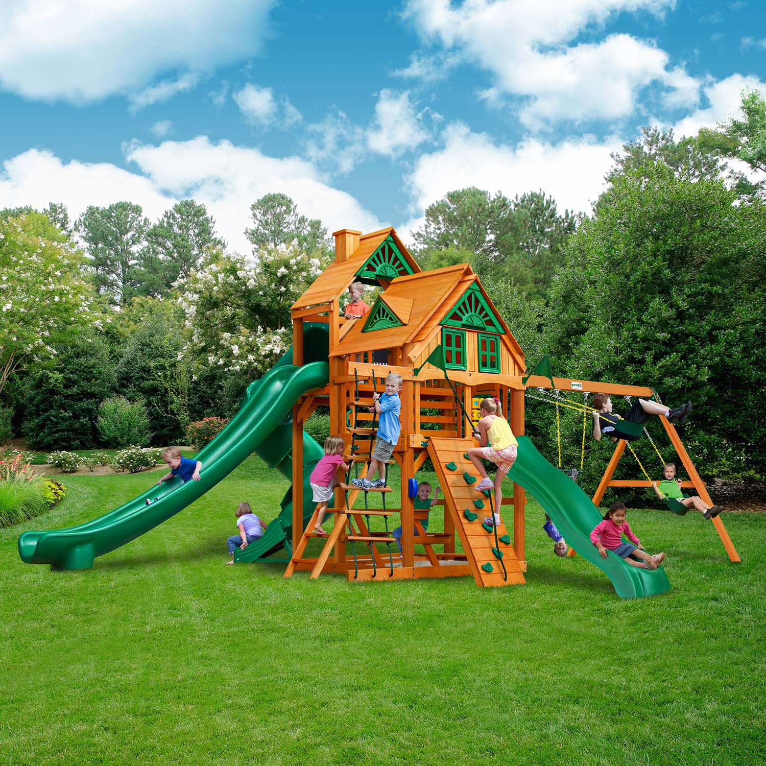 Gorilla-Playsets-Great-Skye-II-Treehouse-Wooden-Swingset