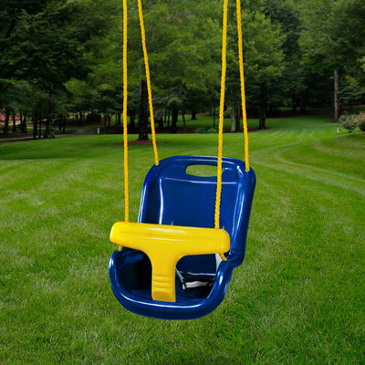 Gorilla-Playsets-Infant-Swing-Blue