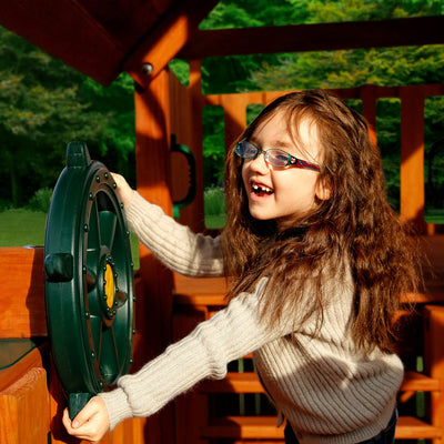 Gorilla-Playsets-Large-Ships-Wheel-Installed