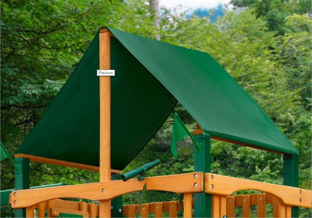 Gorilla Playsets Replacement Tarps