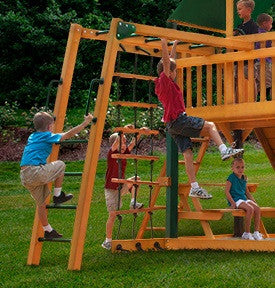 Gorilla Playsets Monkey Bars Add On Nj Swingsets