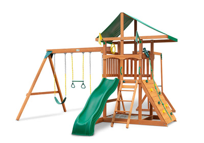 Gorilla-Playsets-Outing-W-Monkey-Bars-Wooden-Swing-Set-White-Back
