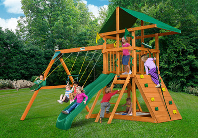 Gorilla-Playsets-Outing-Wooden-Swing-Set-Side