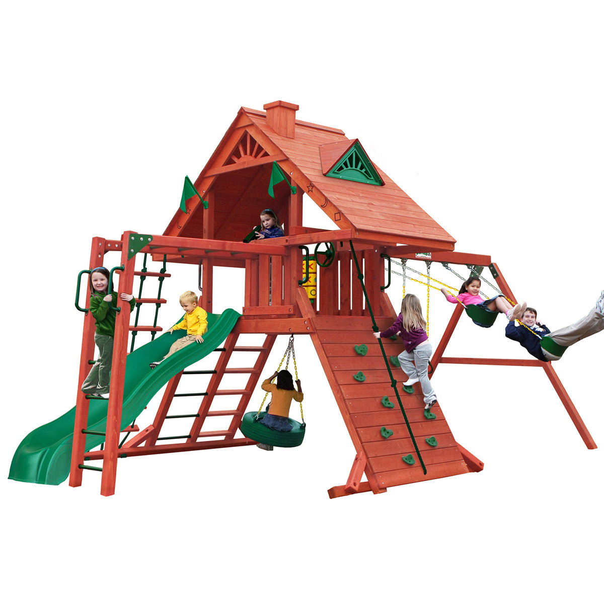 Gorilla-Playsets-Sun-Palace-II-Wooden-Swing-Set-White-Back