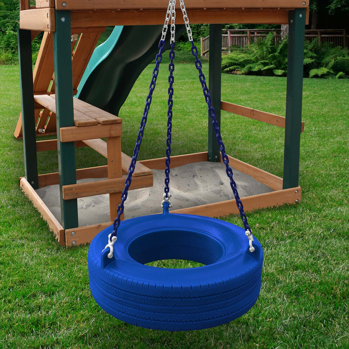 Gorilla-Playsets-Tire-Swing-Blue
